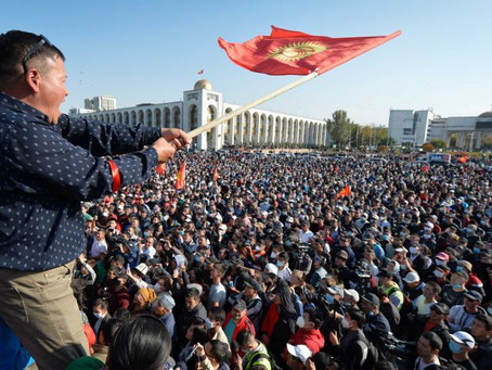 The Hijacking of Kyrgyzstan's Political Revolution