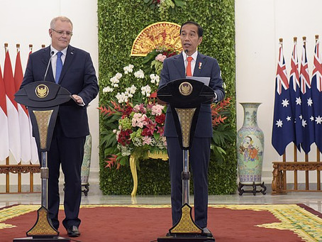 Australia's security cooperation with Indonesia: Challenges and opportunities