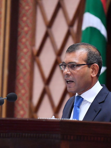 A bombing in the Maldives reveals political unease
