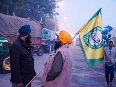 Tractors and Barricades: Erosion of Civil Liberties in the Indian Farmers' Protests