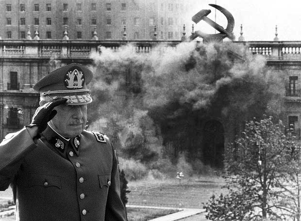 Joining the dots: Pinochet's legacy and the Chilean protests