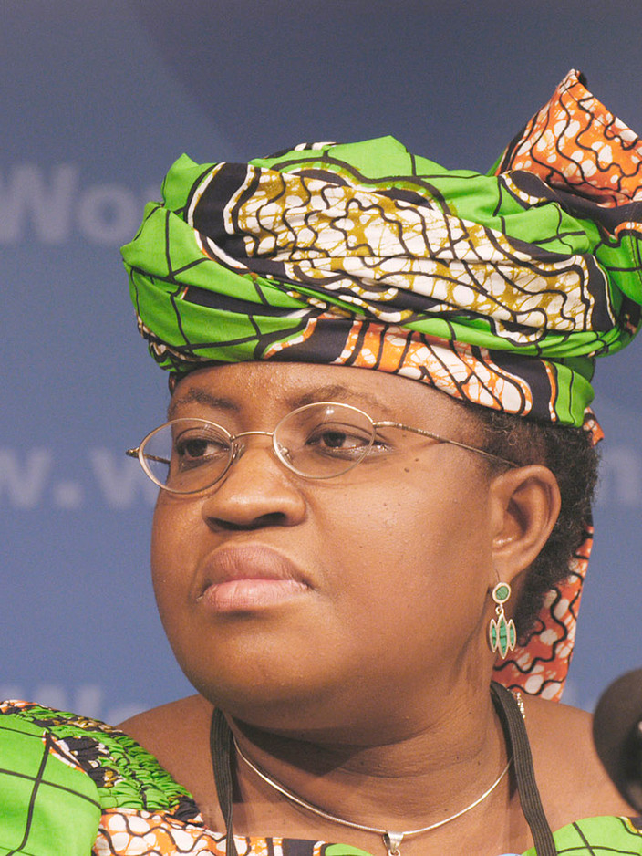 Ngozi Okonjo-Iweala as Director-General of the WTO