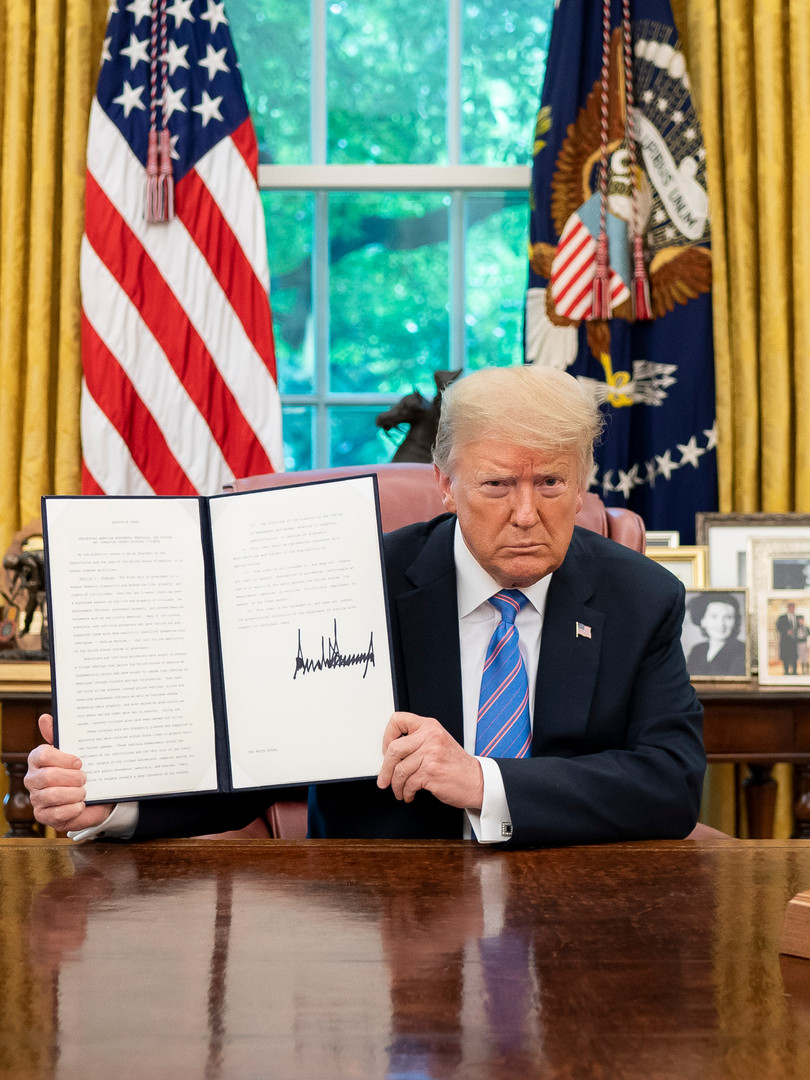Executive Orders and Why They Matter