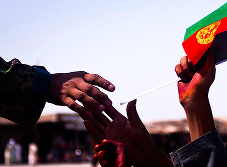 Is peace finally in sight for Afghanistan?