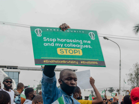 #EndSARS: The most significant protest of 2020 you've never heard of
