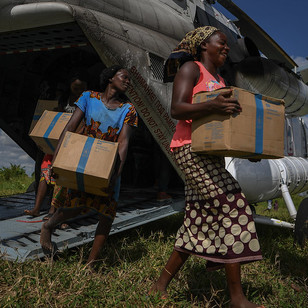 And the Nobel Peace Prize goes to... The World Food Programme?