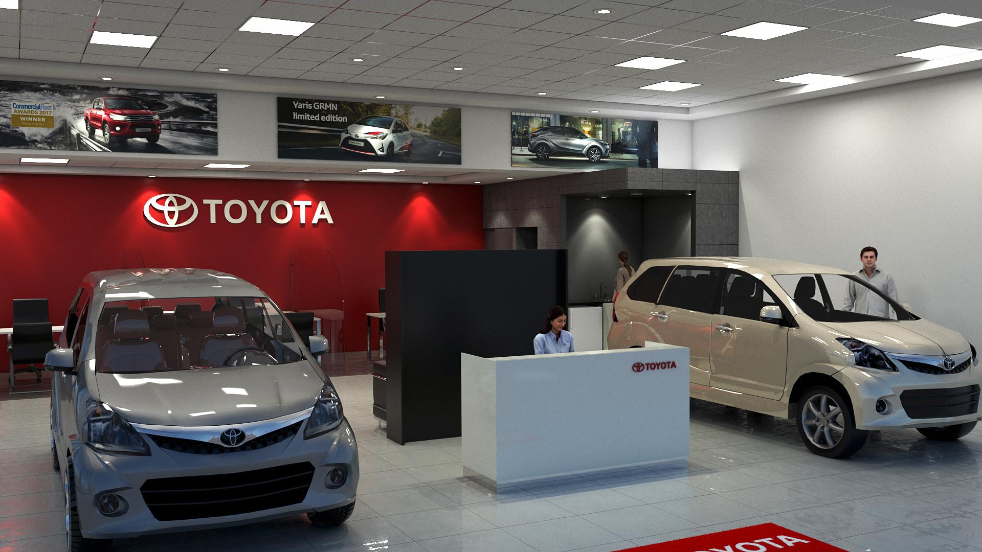 Toyota Santa Catarina