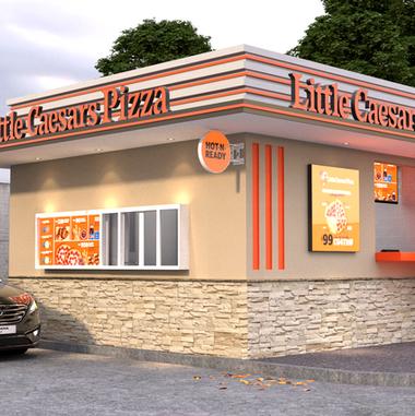 Little Caesars Kiosk