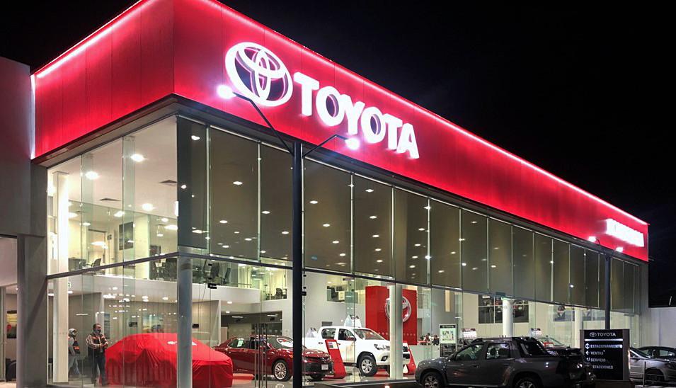 Toyota Corregidora