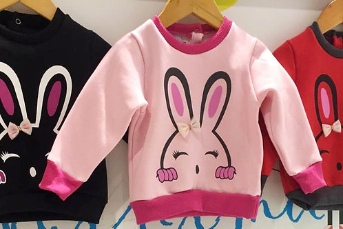 Buzo Beba Conejo