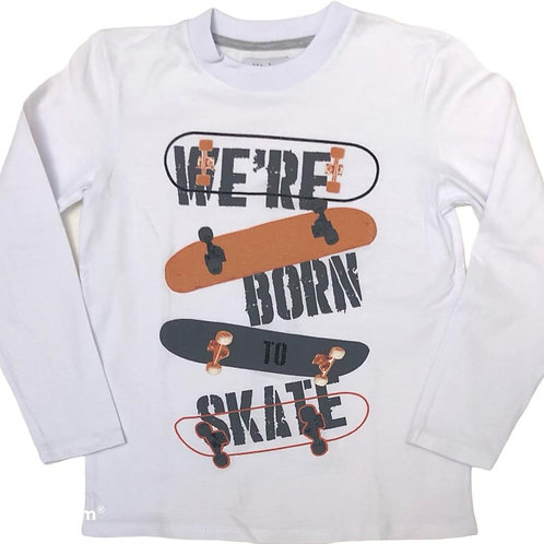 Remera Skate