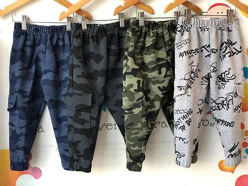 Pantalones Estampados RUSTICO!