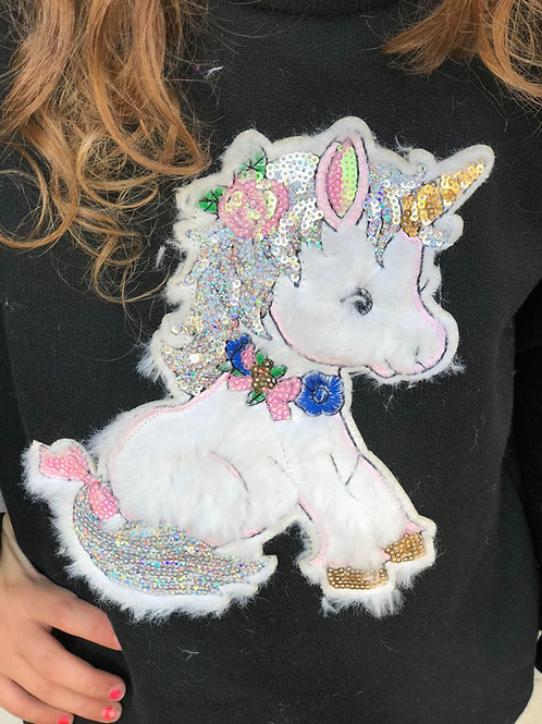 Buzo Unicornio Piel