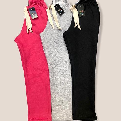Pantalón Básico de Frisa
