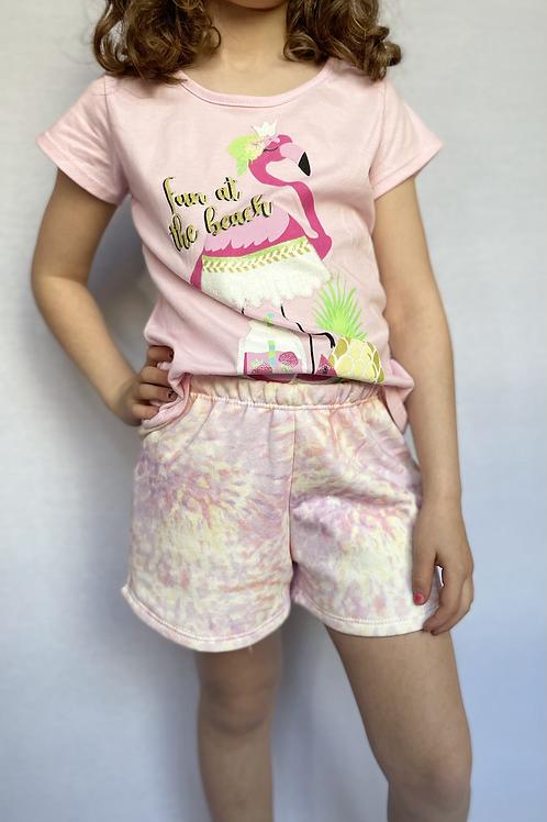 Short Rústico Batik