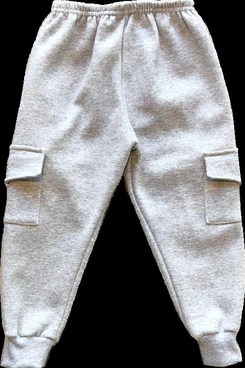Pantalon con Bolsillos Laterales Bebe