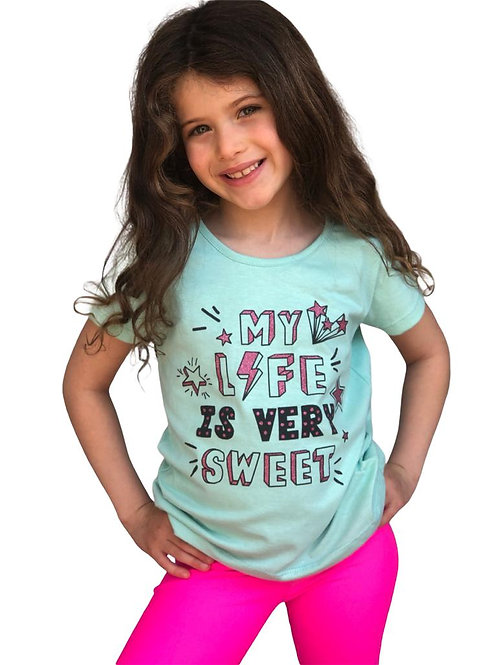 Remera Life is Sweet