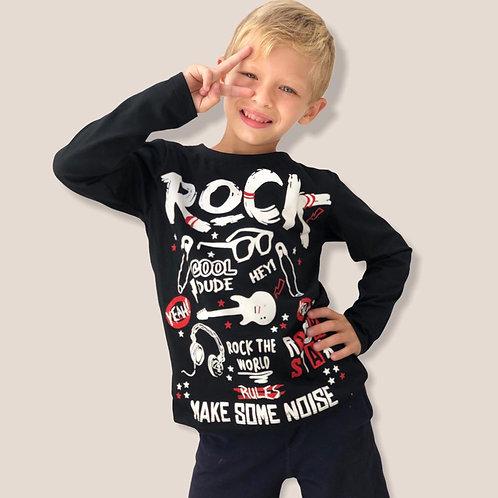 Remera Rock