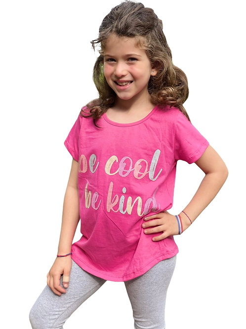 Remera Be Cool Be Kind ✨