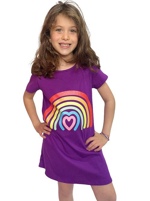 Vestido Arco Iris 🌈