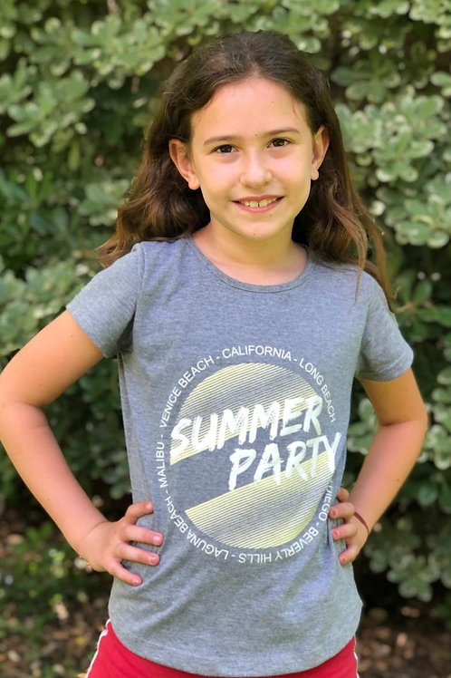 Remera Summer Party