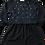 Thumbnail: Vestido con Buzo Superpuesto Estrellas