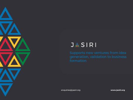 CALL FOR APPLICATIONS | JASIRI TALENT INVESTOR