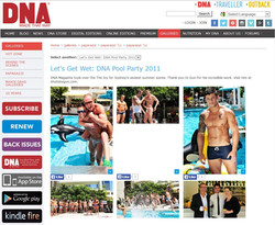 DNA Pool Party 2011