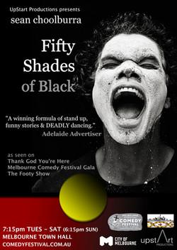 50 Shades of Black - Sean Choolburra