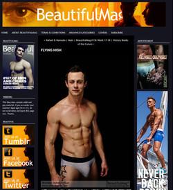 Brandon - Beautiful Magazine