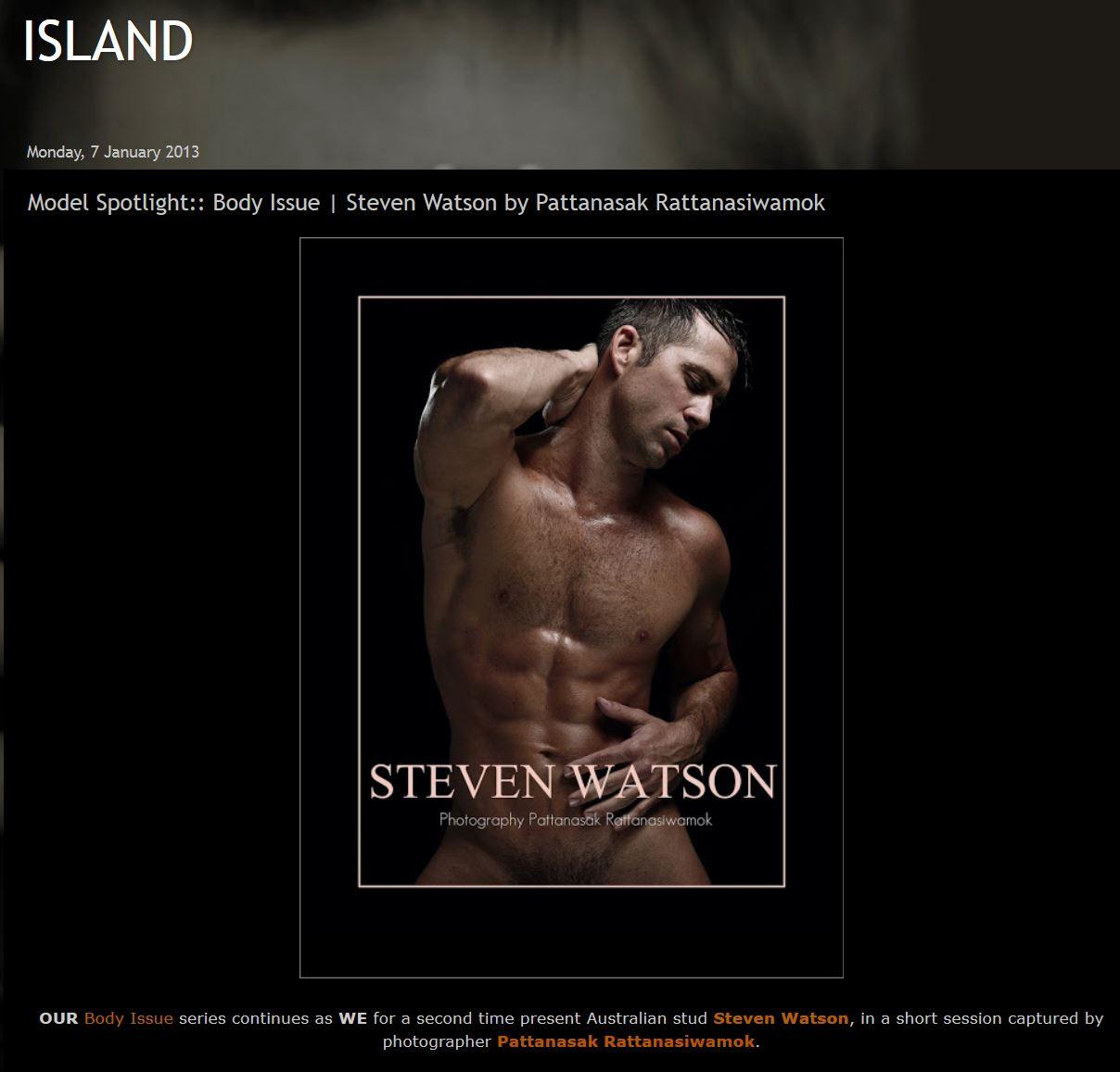 Steven Watson - Come to Island