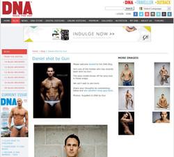 Daniel - DNA Blog
