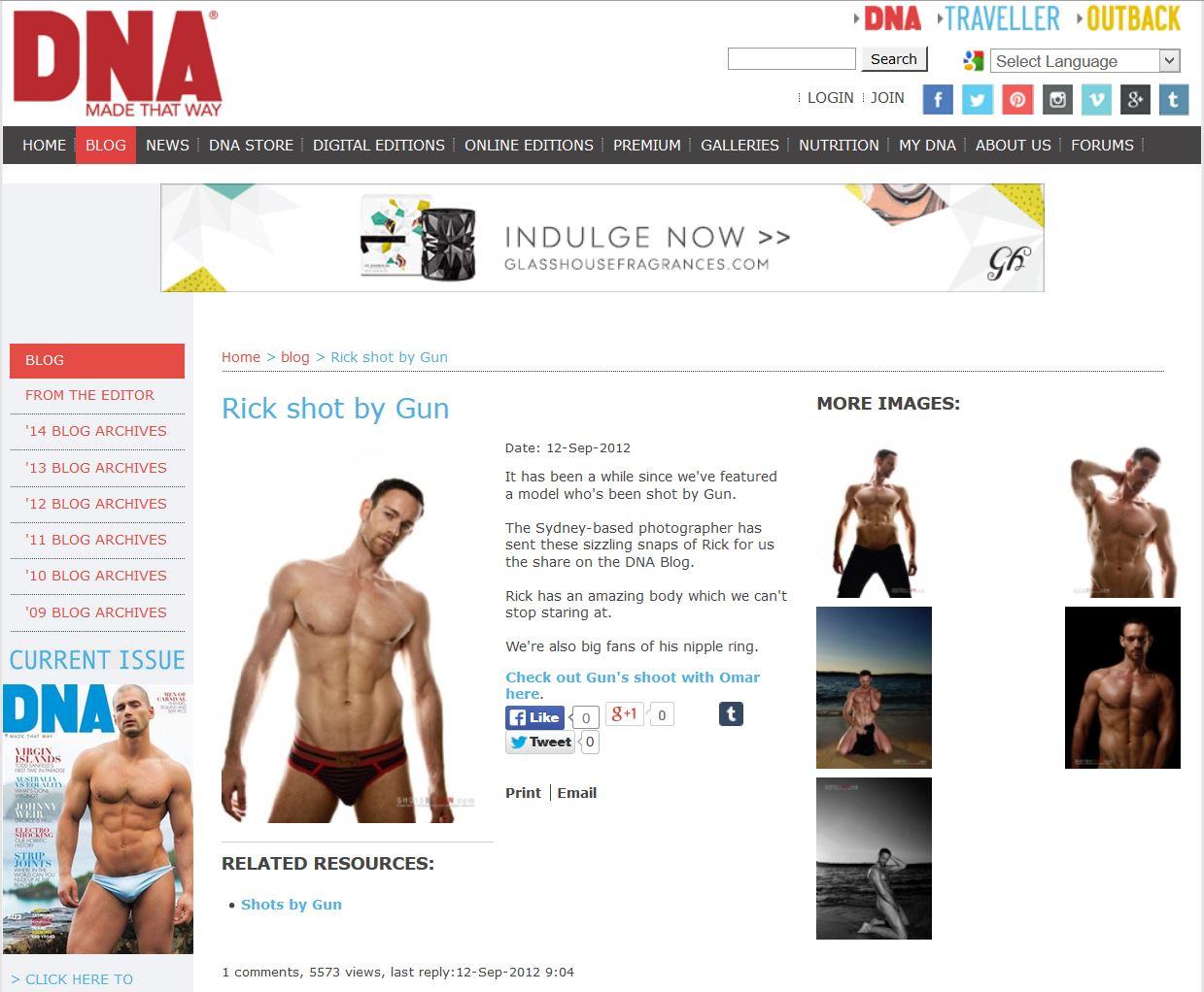 Rick - DNA Blog