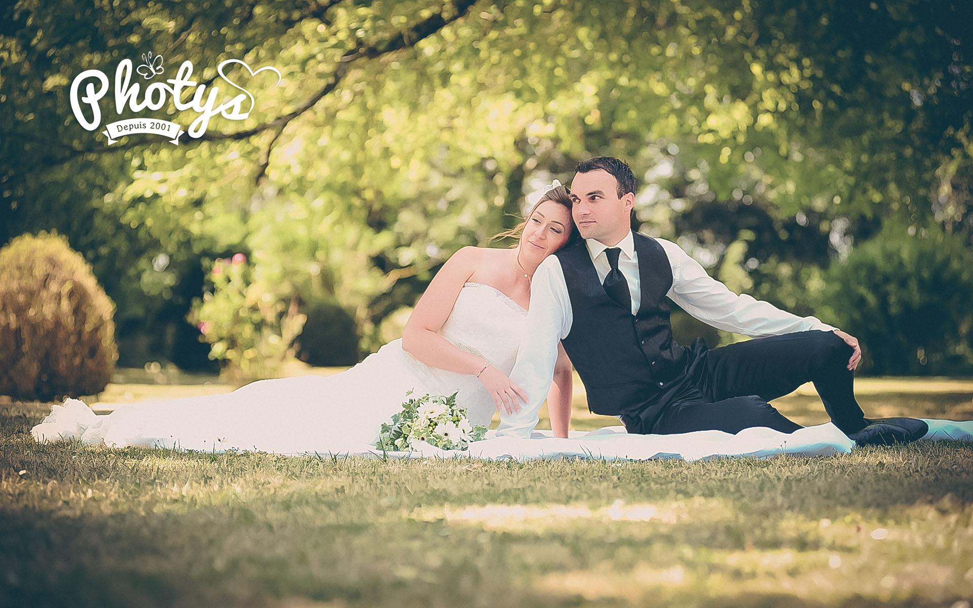 Photographe de mariage Polliat 01