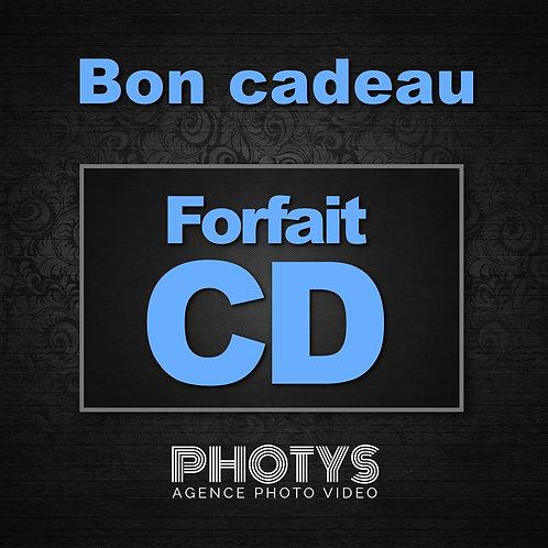 Forfait CD