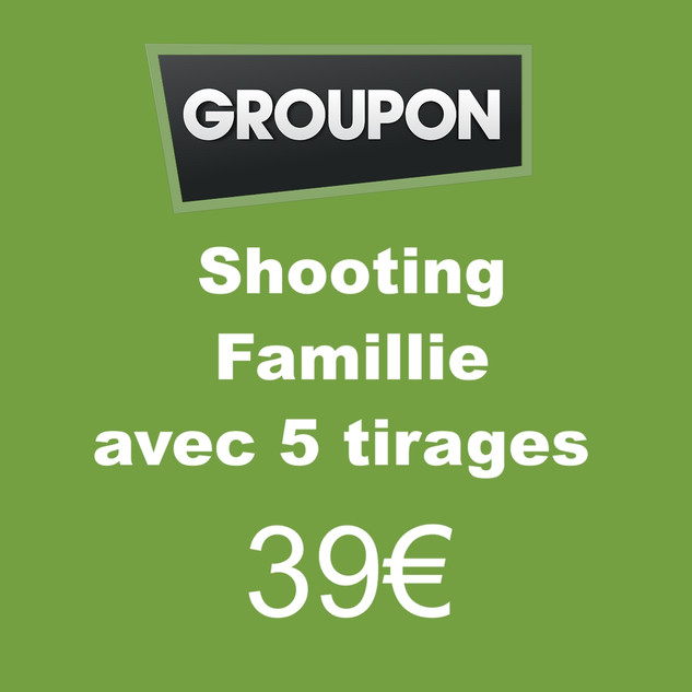 Shooting photo famille