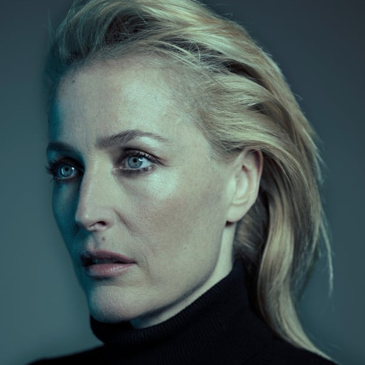 Gillian Anderson: 'There were times when life was really bad'