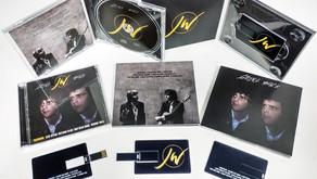 Nouvel album de Jess & West sur Clé USB et CD