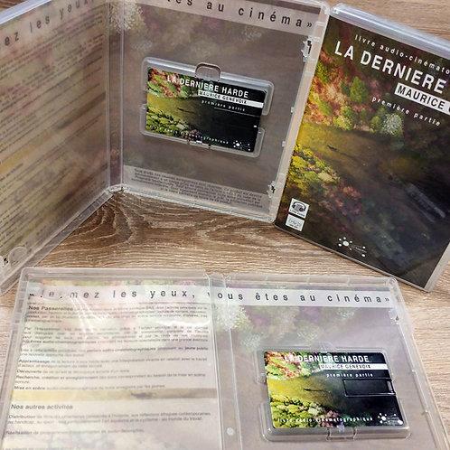 Boîtier format DVD pour USB Card