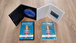 """DVD et USB « Pontmain, le film du Jubilé""""."""