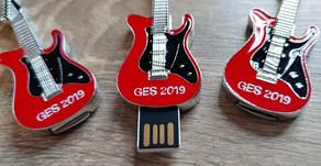 Clés USB Guitare pour Bluevista