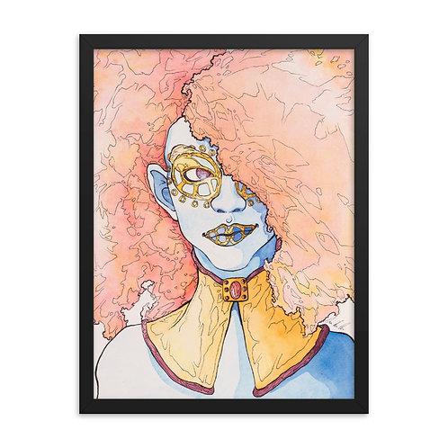 Framed poster Klimt