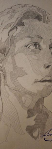 Statue Sketch