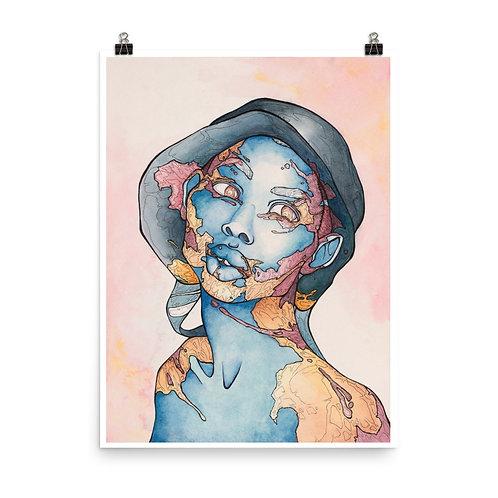 Poster Willed Violet