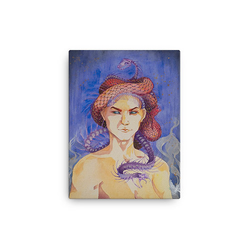 Canvas Medusa