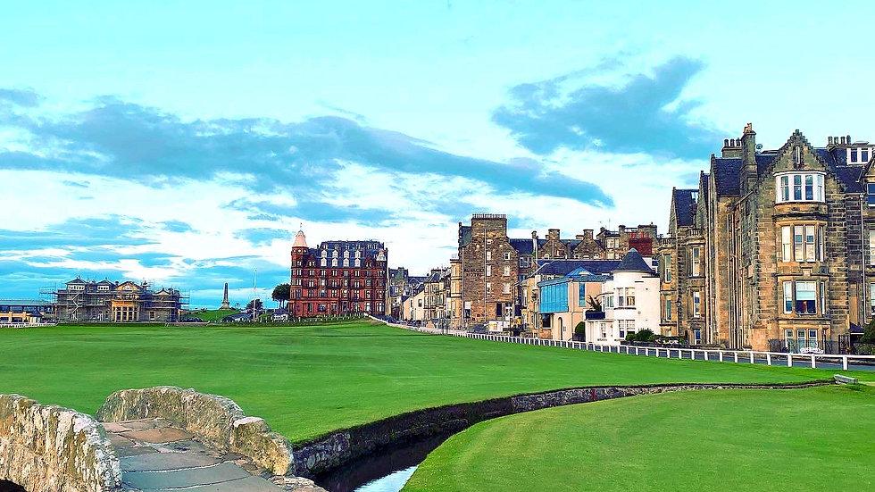 Golf the Greatest of Coastal Scotland 8 Days