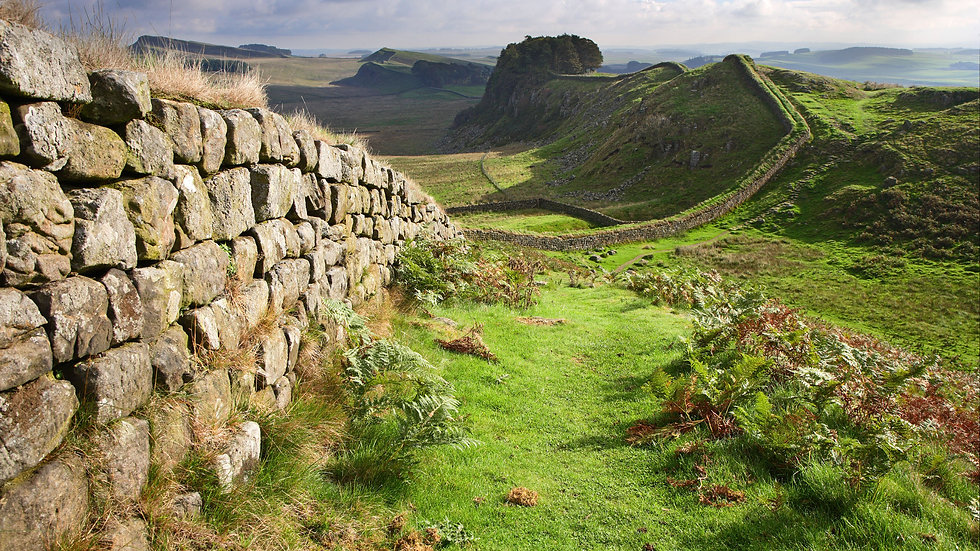 Hiking Hadrian's Wall - 10 day England and Scotland