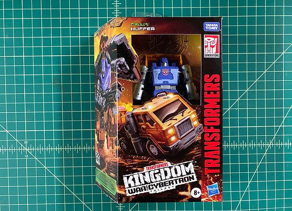 Transformers WFC Huffer NIB