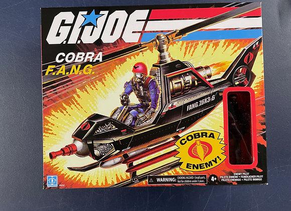 GI Joe Cobra FANG Walmart Exclusive NIB