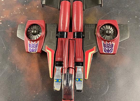 Thrust G1 Transformers Great condition Hasbro Takara 1985